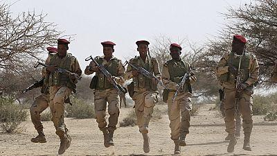 Tchad: quatre officiers  de l'armée radiés