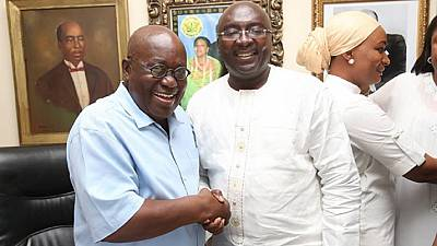 New Ghana government says it fulfilled over 100 promises in first 100 days