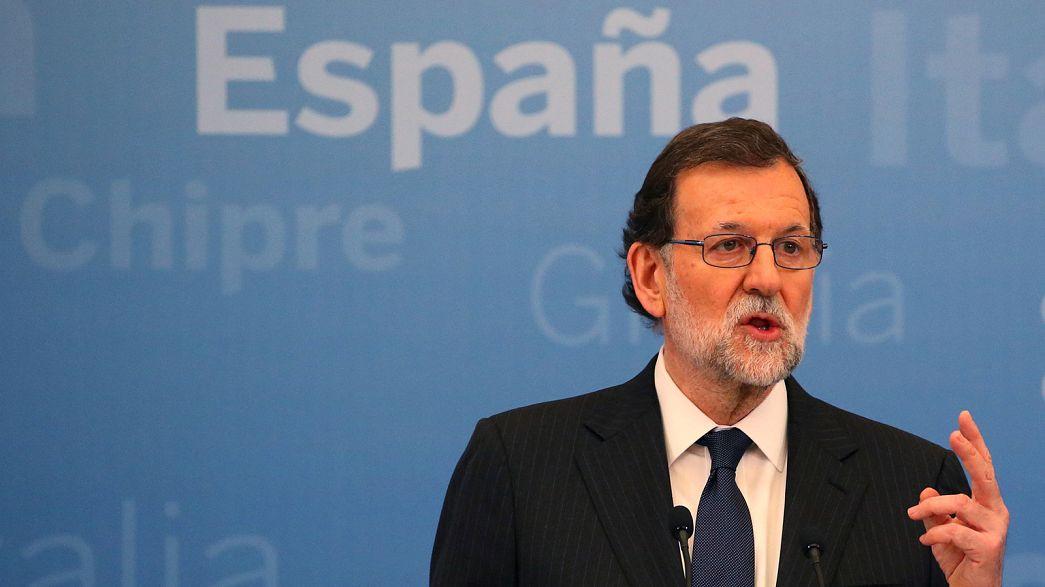 """Rajoy citato a testimoniare al processo sulla presunta rete di corruzione """"Gürtel"""""""