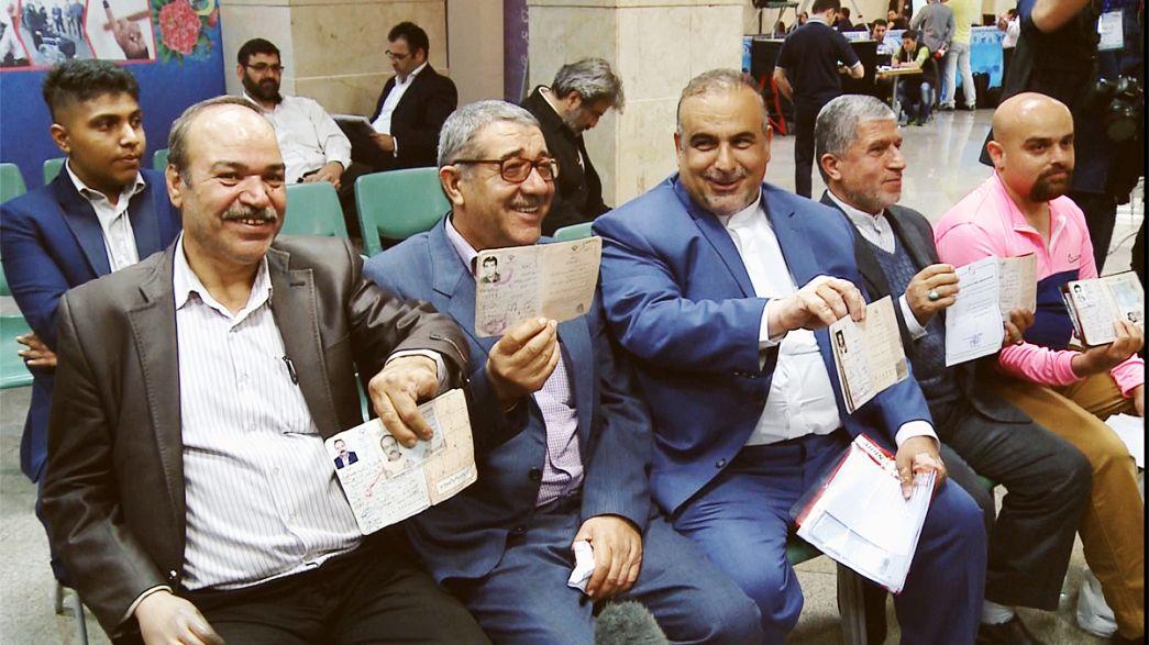Présidentielle en Iran : 1636 candidats inscrits