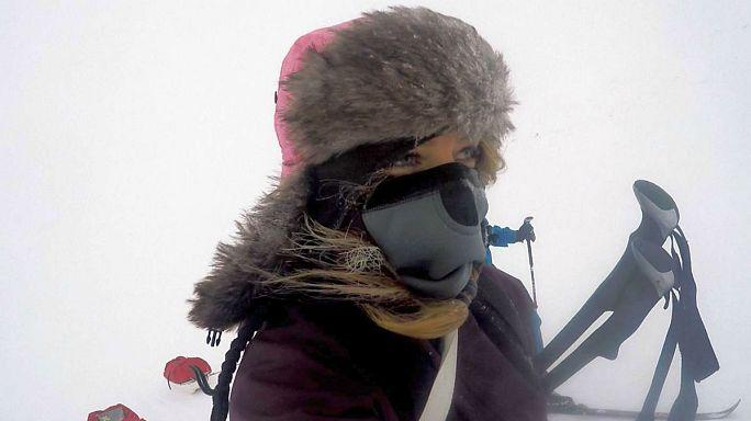 Jegesmedvék és grizzlyk között fog túrázni egy magyar lány az Északnyugati-átjáróban
