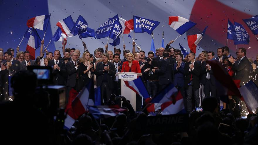 France's presidential elections: the next French revolution?