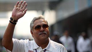 Vijay Mallya, patron de Force India, arrêté à Londres