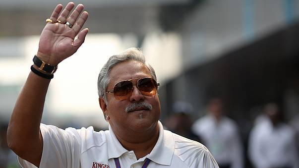 Vijay Mallya, jefe de Force India, arrestado en Londres