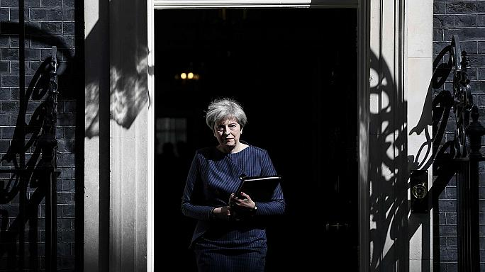 موقعیت احزاب در بریتانیا همزمان با اعلام خبر برگزاری انتخابات زودهنگام