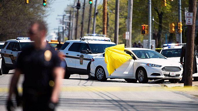 """""""Assassino do Facebook"""" suicida-se após perseguição policial na Pensilvânia"""