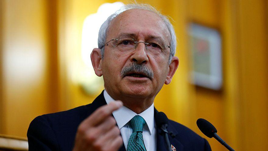 El principal partido de la oposición turca pide oficialmente que se anule el referéndum