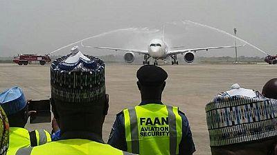 Nigeria : l'aéroport d'Abuja rouvre après six semaines de travaux