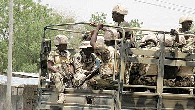 Nigeria : Boko Haram tue cinq soldats dans le nord-est