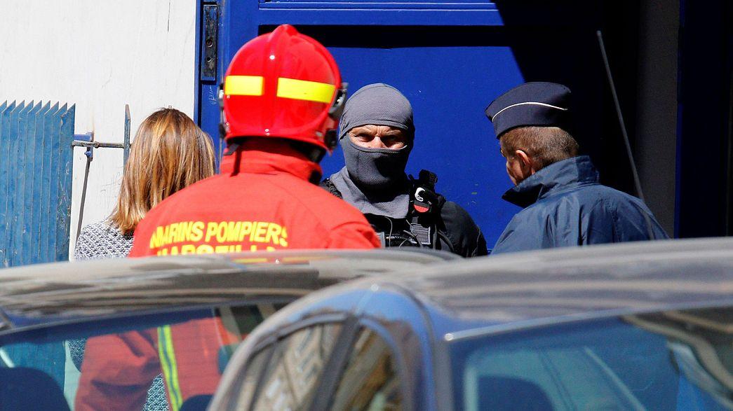 """Attentat déjoué en France : aucune précision sur les """"cibles visées"""""""