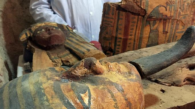 3,000-year-old judge discovered in Egypt