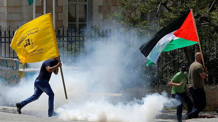 Izrael nem tárgyal az éhségsztrájkoló palesztin rabokkal