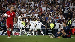 Ligue des champions : Ronaldo qualifie le Real, l'Atlético passe dans la douleur