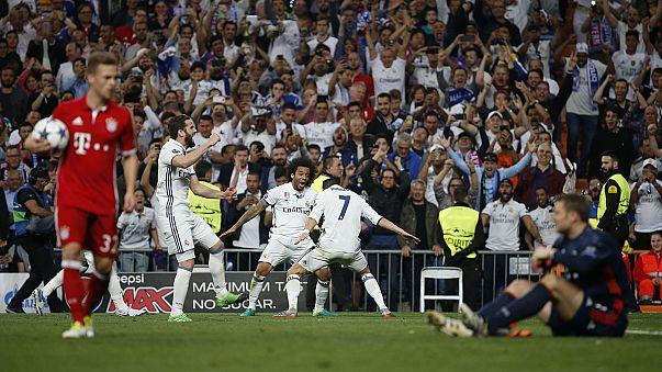 Hala Madrid! Με «τεσσάρα» στην παράταση η Ρεάλ απέκλεισε τη Μπάγερν