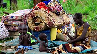 South Sudan refugees release U.N. Congo mission staff
