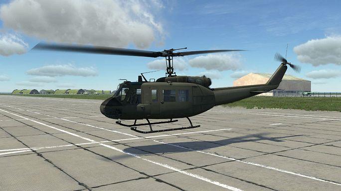 Συνετρίβη ελικόπτερο του στρατού - Τέσσερις νεκροί