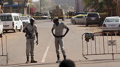 Burkina : manifestation de policiers au sujet de la protection d'entreprises privées