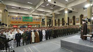 رهبر ایران: انتخابات باید سالم، با امنیت و گستردگی انجام گیرد
