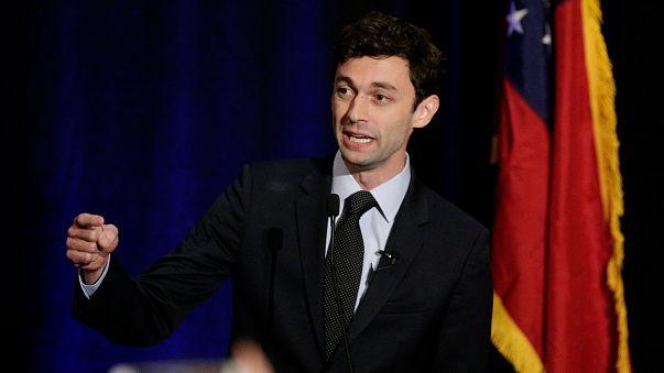 Georgia Democrat puts Donald Trump's popularity to the test in Congress vote