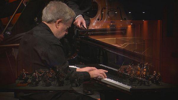 «رازهای پنهان» نلسون فرر، پیانیست برزیلی از زبان خودش