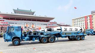 US reportedly considering shooting future North Korea missile tests