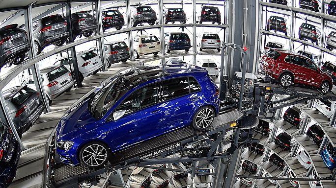 Forte subida das vendas de carros novos em março