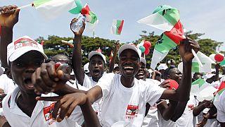 UN alarmed by Burundi militia chants to 'impregnate or kill' opponents