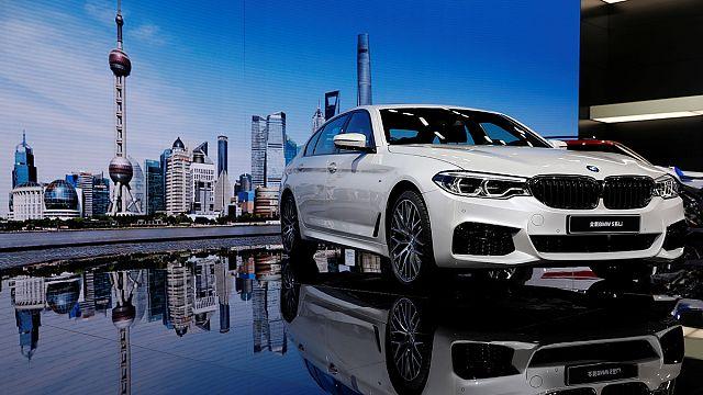 Se abre el Salón del Automóvil de Shanghái, con un mercado chino que se ralentiza