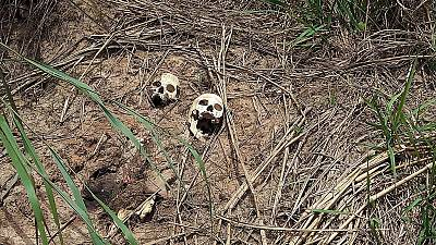 17 more mass graves discovered in central DR Congo-UN