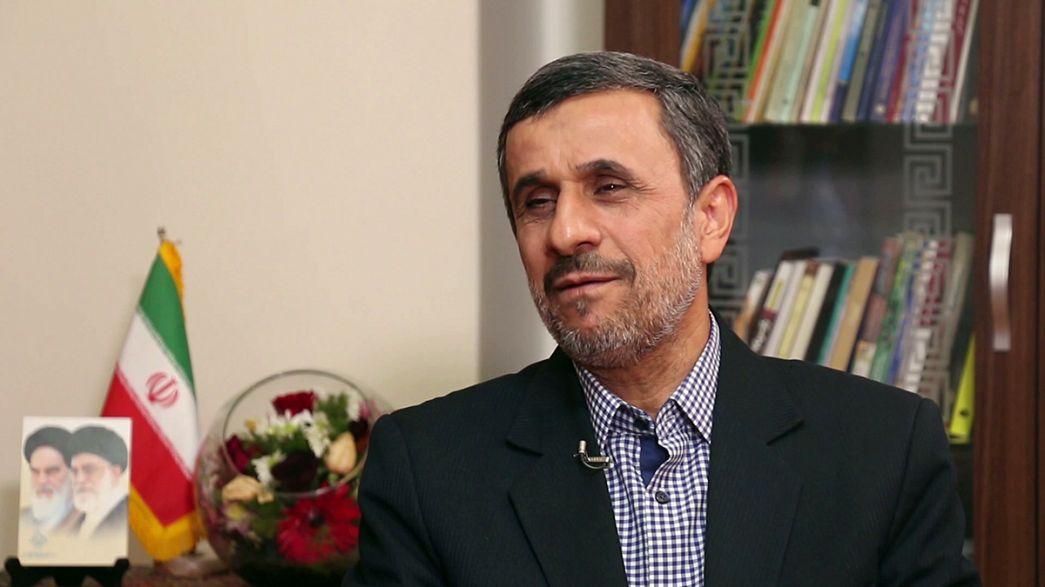 مصاحبه اختصاصی یورونیوز با محمود احمدی نژاد