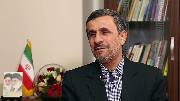"""Ahmadinejad sur Euronews : """"Trump a choisi la voie de la guerre"""""""