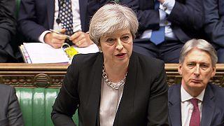رای مثبت پارلمان بریتانیا به برگزاری انتخابات زودهنگام سراسری