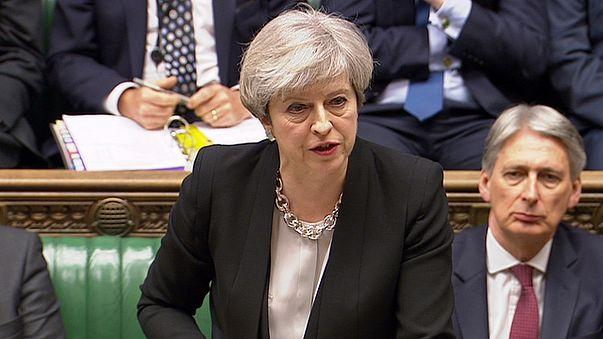 May és Corbyn összecsapott a parlamentben
