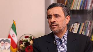Interview exclusive de Mahmoud Ahmadinejad sur Euronews