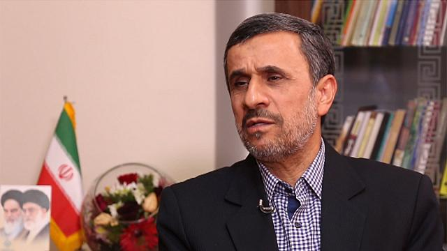 """""""Trump has chosen the path of war"""" - Ahmadinejad speaks exclusively to Euronews"""