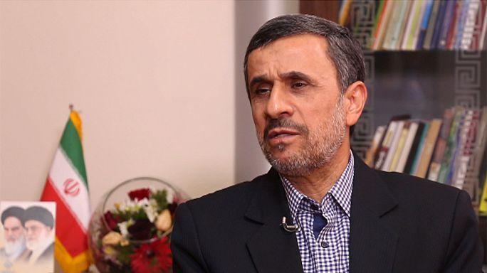 """Махмуд Ахмадинежад: """"Трамп вышел на путь войны"""""""