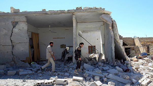 فرانسه می گوید شواهدی وجود دارد که استفاده نیروهای بشار اسد از سلاح های شیمیایی در حمله به خان شیخون را تایید می کند