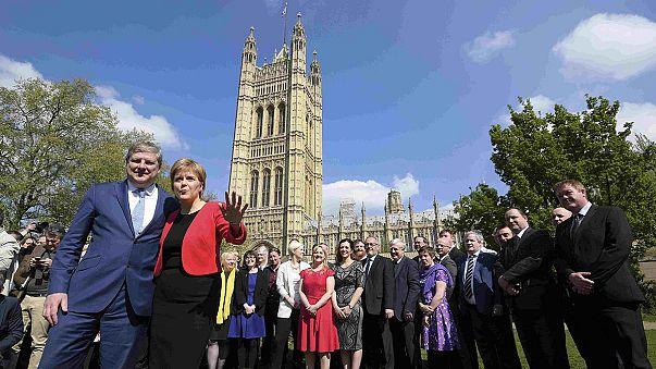 Le Parti national écossais veut tirer profit des législatives anticipées