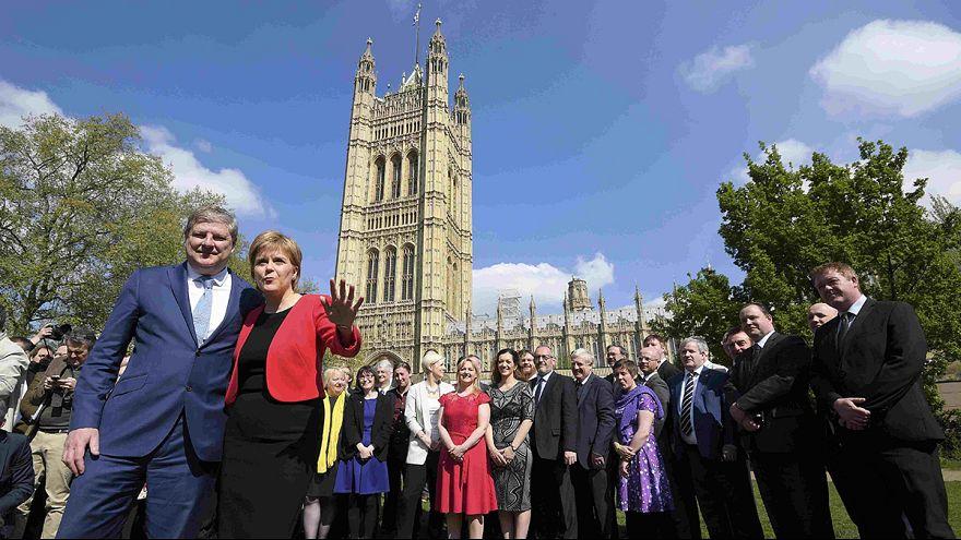 Reino Unido: Partido Nacionalista Escocês quer aproveitar eleições antecipadas para propôr novo referendo