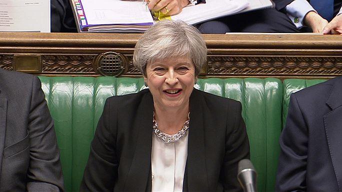 اخبار از بروکسل؛ دیدار رئیس پارلمان اروپا و نخست وزیر بریتانیا