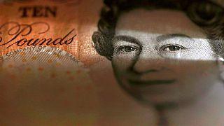 Перспектива досрочных выборов плохо отразилась на курсе фунта стерлингов