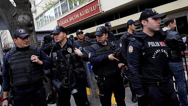 Высшая избирательная комиссия Турции отклонила запрос оппозиции