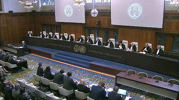 دیوان بین المللی دادگستری درخواست اوکراین برای محکومیت روسیه را رد کرد