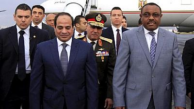 Egypt pledges to stop anti-peace forces threatening Ethiopia