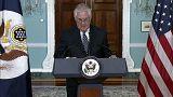 Tillerson kritisiert Atomabkommen mit Iran