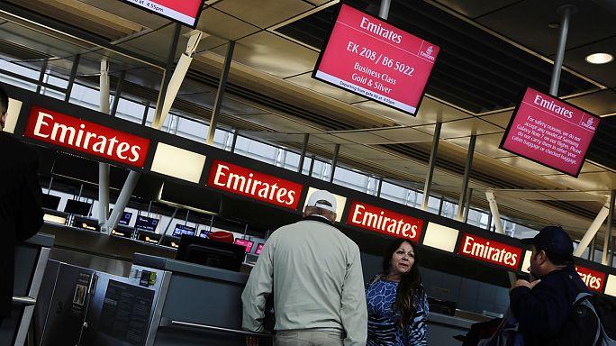 طيران الإمارات تخفض رحلاتها إلى الولايات المتحدة