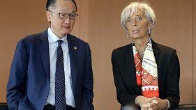 النمو العالمي والاستقرار المالي في صلب اجتماعات الربيع للمصرف وصندوق النقد الدوليين