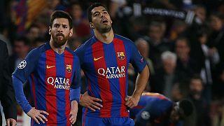 فريق برشلونة الكاتالوني يخوض معركة الكلاسيكو الشهيرة بمعنويات منخفضة