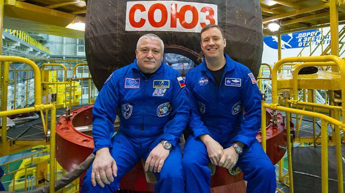 Ένας Πόντιος για πέμπτη φορά στο διάστημα