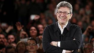 "Melenchon, il ""social"" candidato all'Eliseo"